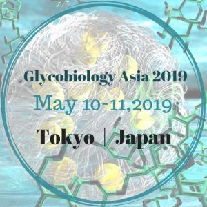 8th Asia Pacific Glycobiology Congress, May 10-11, 2019; Tokyo, Japan