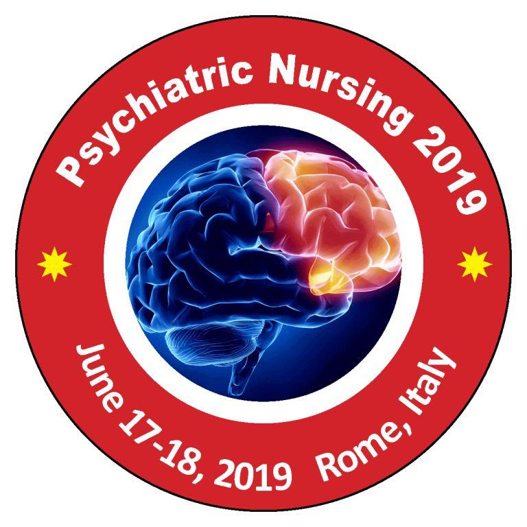 Psychiatric Nursing Conference 17-18 of June 2019 in Rome, Italy.