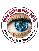 Logotype of 2019 Conference Euro Optometry