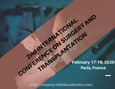 Surgery and transplatation logo