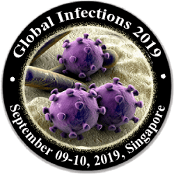 Infectious Diseases Conferenceseries 2019 logo