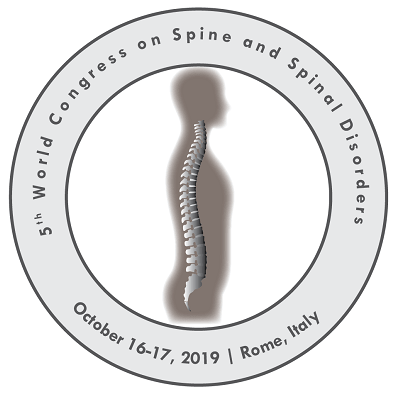Spine and spinal disorders 2019 logo
