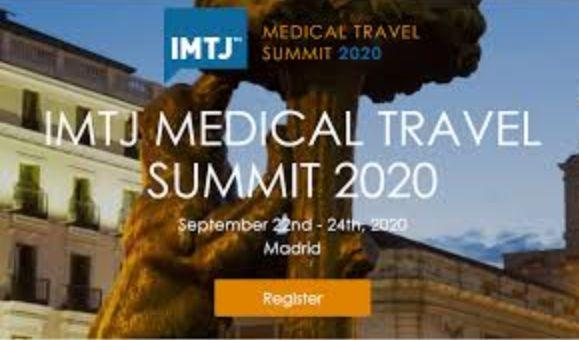 imtj medical travel summit 2020 logo